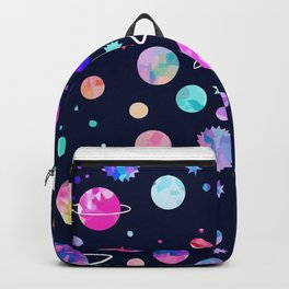 From outer space Backpack
