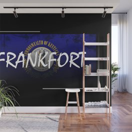Frankfort Wall Mural