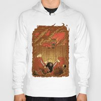 attack on titan Hoodies featuring Attack on Bionic! by Morisato