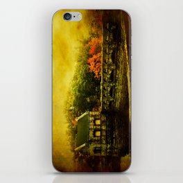 Dam Wall iPhone Skin