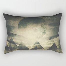 We are children of the moon Rectangular Pillow