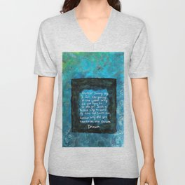 Drown Unisex V-Neck