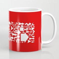 Wrong Way! Coffee Mug