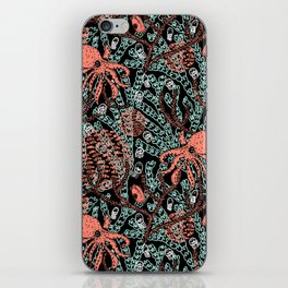 Four Colour Ocean iPhone Skin