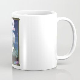 K2 Mountain travel poster Coffee Mug