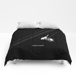 CASSINI-HUYGENS Comforters