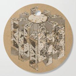 Hellraiser Puzzlebox C Cutting Board