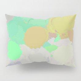 Paint Splatter Pillow Sham