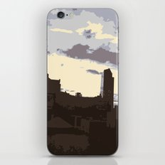 clouds at sunset iPhone & iPod Skin