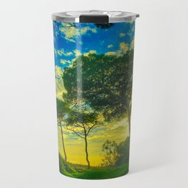 Rota Spain trees Travel Mug