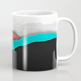 Mountain Highlights Coffee Mug