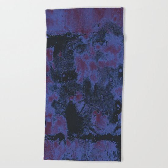 Juxtapose Beach Towel