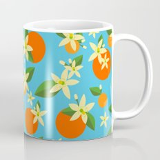 Orange Blossom Daydreams Mug