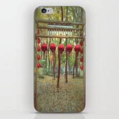 Suzhou, China in the Fall iPhone & iPod Skin