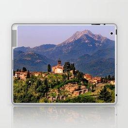 Town of Barga Laptop & iPad Skin