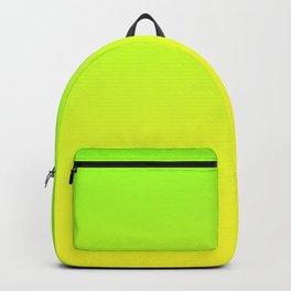 BRASILIAN DISTORTION - Minimal Plain Soft Mood Color Blend Prints Backpack