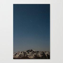 Mt. Tallac Canvas Print