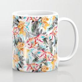 Fish pattern in the sea Coffee Mug