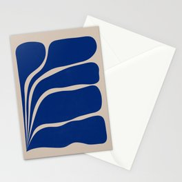 Five Leaf Plant - 1/3 Stationery Cards