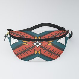 Tribal Court Fanny Pack
