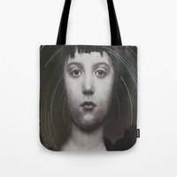 celestial Tote Bags featuring Celestial by Brandon Reim