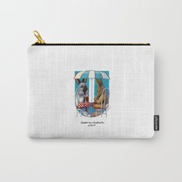 Under an Umbrella with U Carry-All Pouch