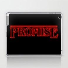 Stranger Things Promise Laptop & iPad Skin