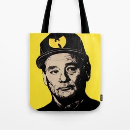 Wu Murray Tote Bag