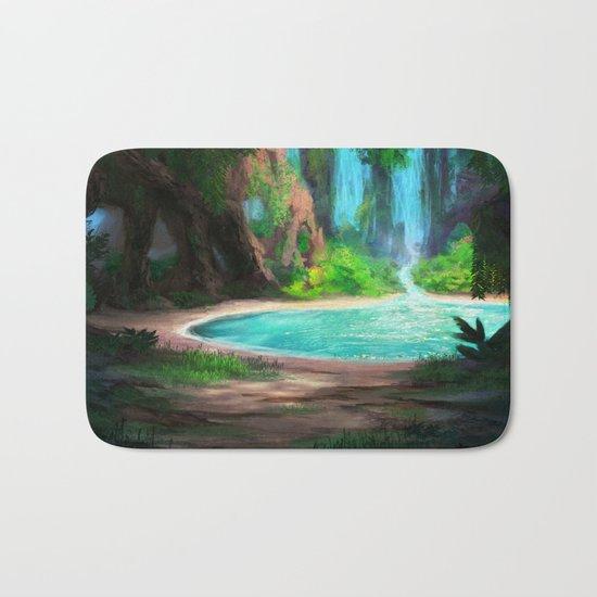 Hidden Lagoon Bath Mat