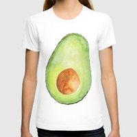 avocado T-shirts featuring Avocado by Bridget Davidson