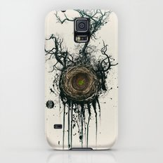 Bird Nest Galaxy S5 Slim Case