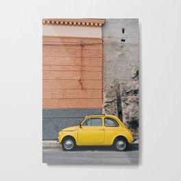 Amalfi Coast Drive XII Metal Print