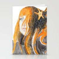 tangled Stationery Cards featuring Tangled by Kylerg