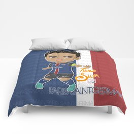 Thiago Captain Comforters