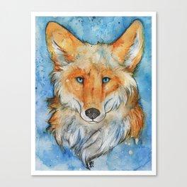 the Slymaster Canvas Print