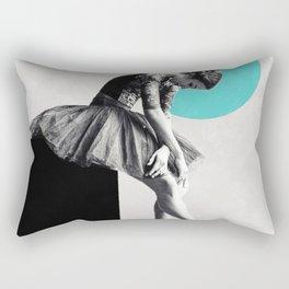 The dancer ... Rectangular Pillow