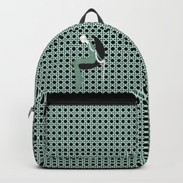 The six princesses (Celadon) Backpack