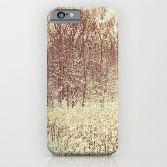 Winter White iPhone & iPod Case