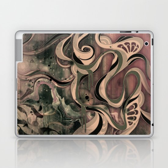Tempest III (sandstorm) Laptop & iPad Skin