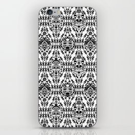 Ethnic Tribal African pattern iPhone Skin