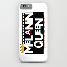 Melanin Queen Slim Case iPhone 6s