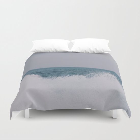 Shorebreak Duvet Cover
