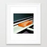 school Framed Art Prints featuring :: @school :: by Nico Vincentini