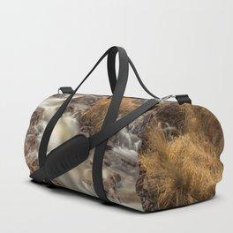 Golden Falls Duffle Bag