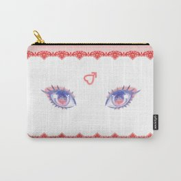 Sailor Mars Eyes Carry-All Pouch