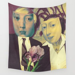 NO MORE LONELY NIGHTS Wall Tapestry