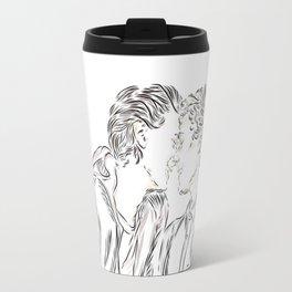 Even + Isak Travel Mug