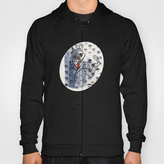 Party Wolf Hoody