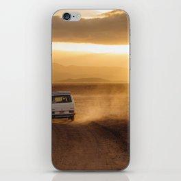 Campervan iPhone Skin