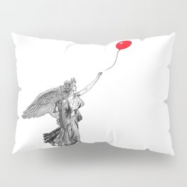 Rubino Angel Balloon Float Away Pillow Sham
